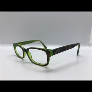 Coach Eyeglasses HC 6040 tortoise/green